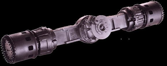 AxleTech Planetary Axle
